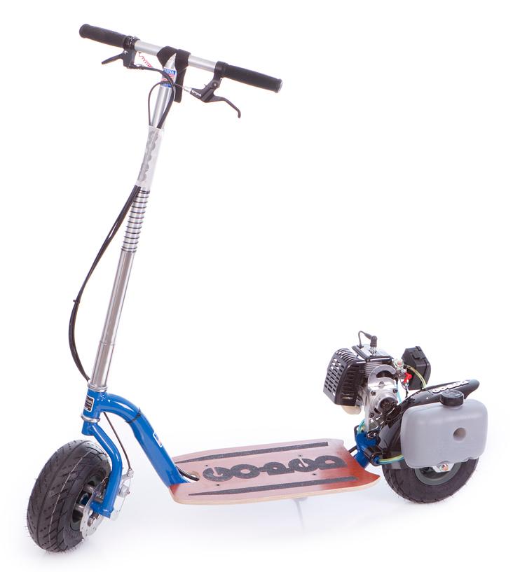 Go-Ped GSR Cruiser Gas Scooter   Not gAssHat   Blog
